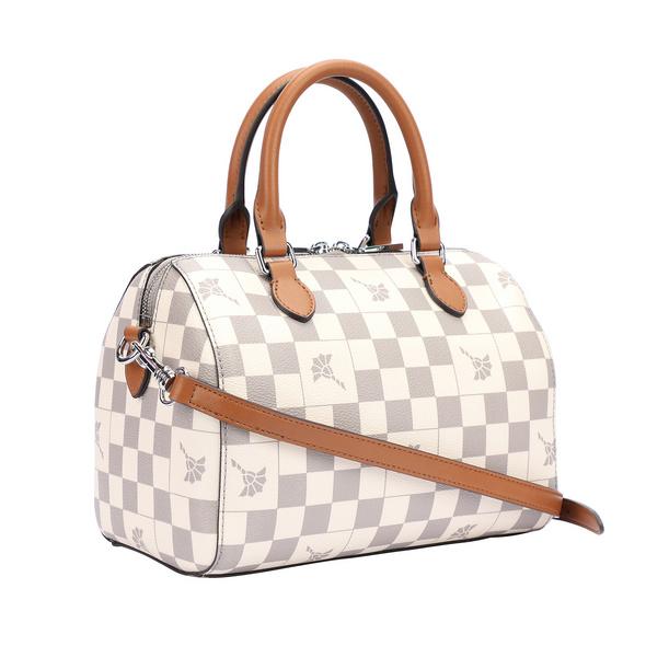 Joop Kurzgriff Tasche Cortina Piazza Aurora Handbag Shz 1 opal gray