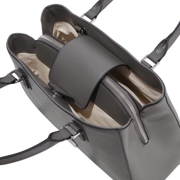 Joop Jeans Kurzgriff Tasche Tondo Noelia Handbag MHF black