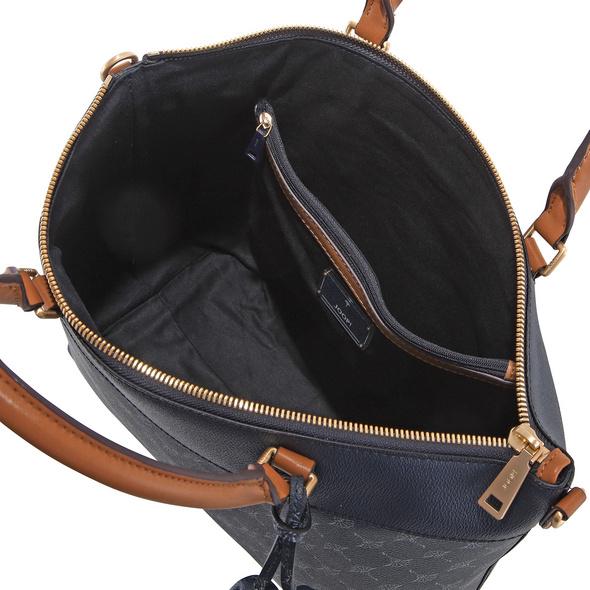 Joop Kurzgriff Tasche Cortina Thoosa Handbag LHZ cognac