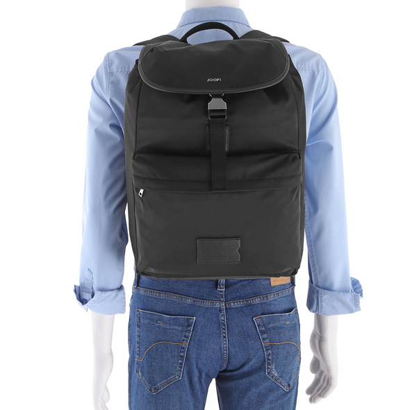 "Joop Laptop Rucksack Cimiano Stellan Backpack MVF 15"" black"