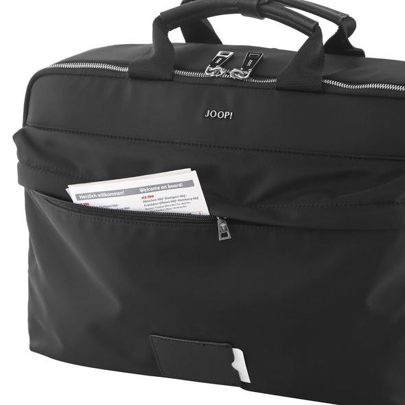 "Joop Laptoptasche Cimiano Pandion Briefbag MHZ 15,4"" black"