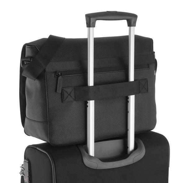 Strellson Messenger Bag Blackhorse LHF black