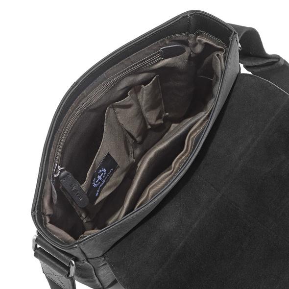 Strellson Umhängetasche Hyde Park Shoulderbag SVF black