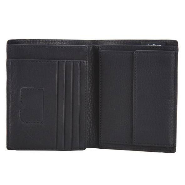 Strellson Hochkantbörse Harrison BillFold Q6 black