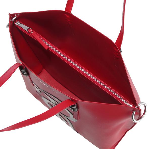 John Richmond Shopper Wandix red