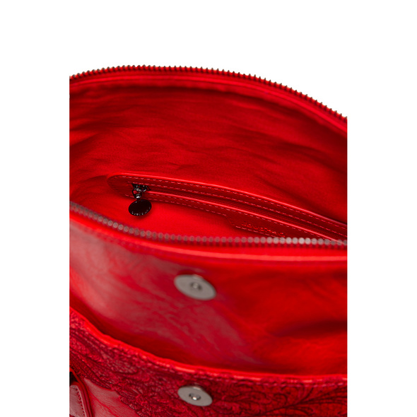 Desigual Kurzgrifftasche Melody Loverty red