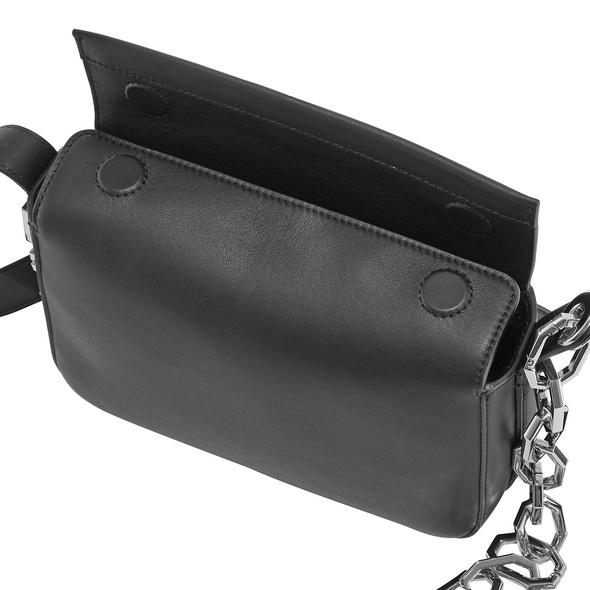 Karl Lagerfeld Umhängetasche K/Letters SM Shoulderbag black