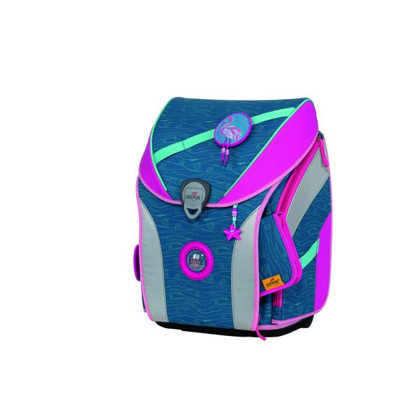 DerDieDas Schulranzenset Ergoflex Max Limited Edition 22l Karibik