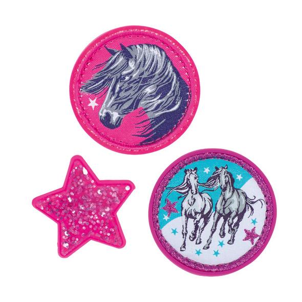 Scout Schulranzen-Set 4tlg. Mädchen Genius Lucky Horses