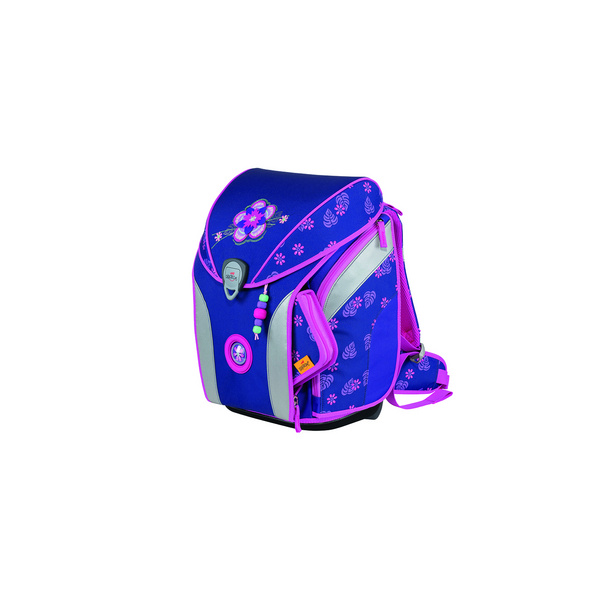 DerDieDas Schulranzenset Ergoflex Max 22l viola/lila
