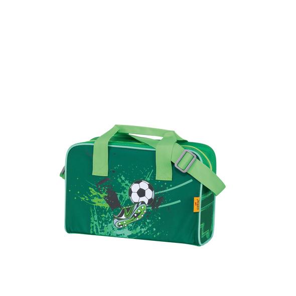 DerDieDas Schulranzenset Jungen Ergoflex Max 22l Green Goal