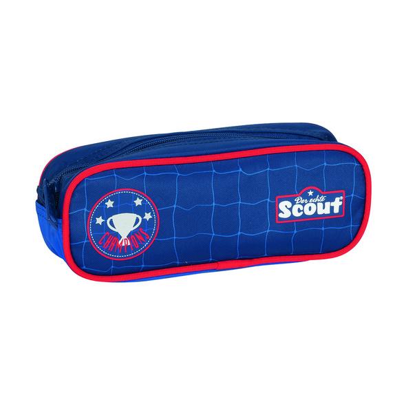 Scout Schulranzen-Set Alpha 4tlg. Football