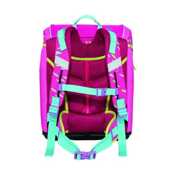 Scout Schulranzen-Set Alpha 4tlg. Pink Butterfly
