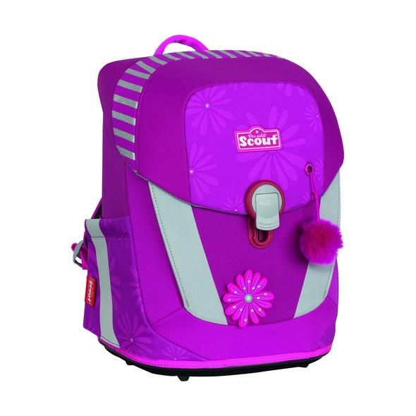 Scout Schulranzen Set 4tlg. Sunny II Pretty Pink