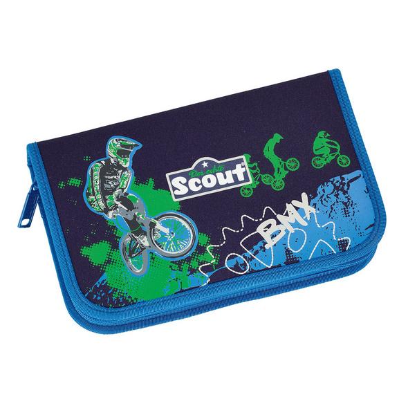 Scout Schulranzen-Set Jungen Sunny 4tlg. BMX