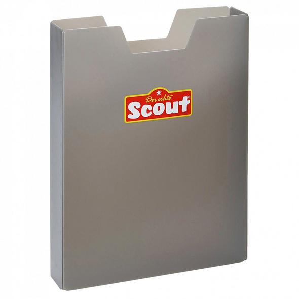 Scout Heftbox mittelgrau