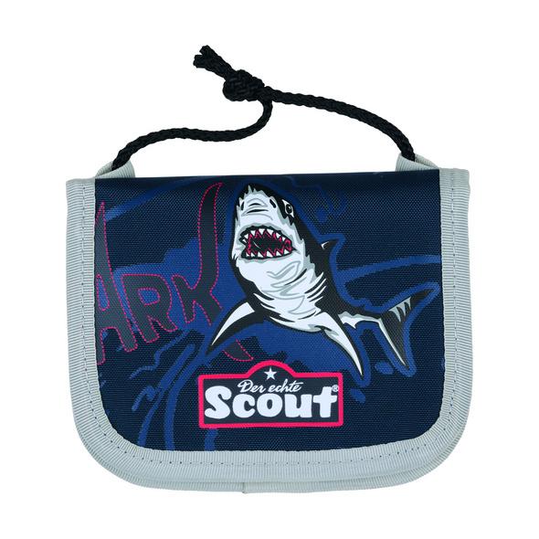 Scout Brustbeutel III Jungen Shark