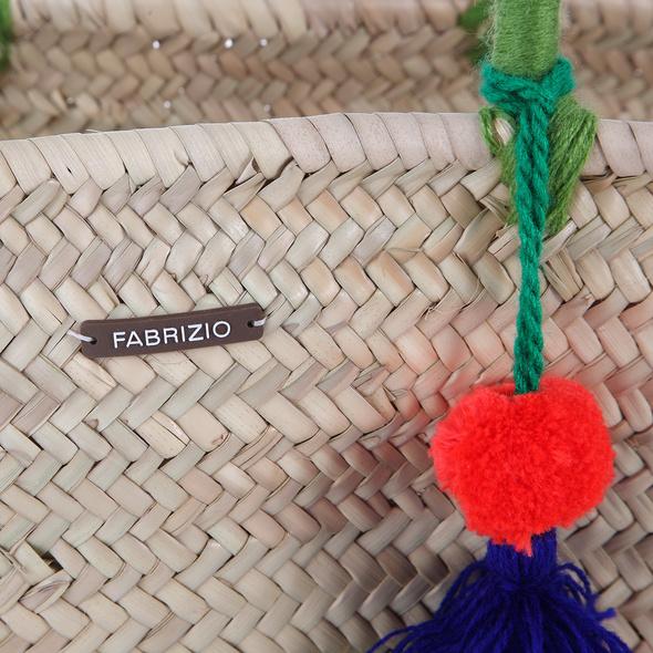 Fabrizio Badetasche 55177 bunt/marine