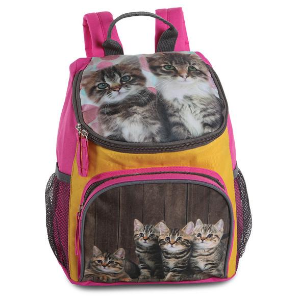 Fabrizio Kinder Rucksack 8l Kätzchen