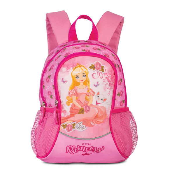 Fabrizio Kinderrucksack Prinzessin rosa