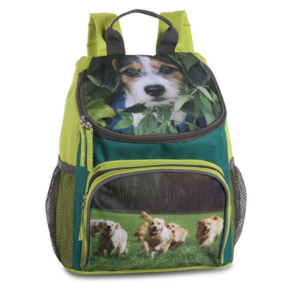 Fabrizio Kinder Rucksack 8l Hund