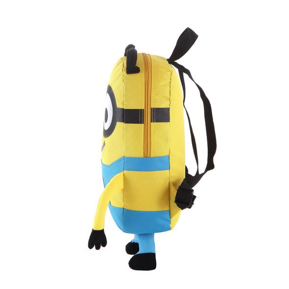 Fabrizio Kinder Rucksack Minions 20358  5l gelb/hellblau