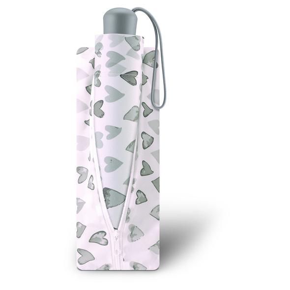 Esprit Taschenschirm Super Mini mit Shoppe water color