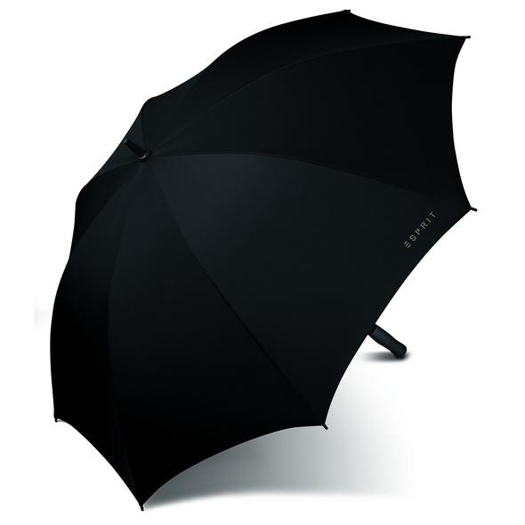 Esprit Stockschirm Golf schwarz