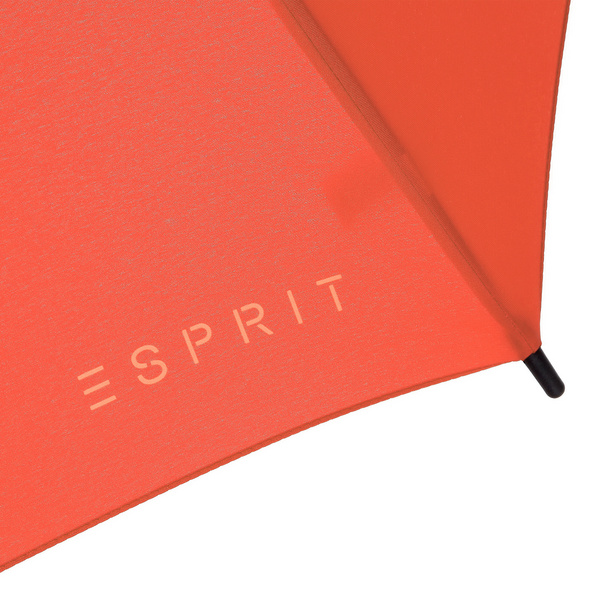Esprit Stockschirm Long AC Kinematic 50140 hot coral