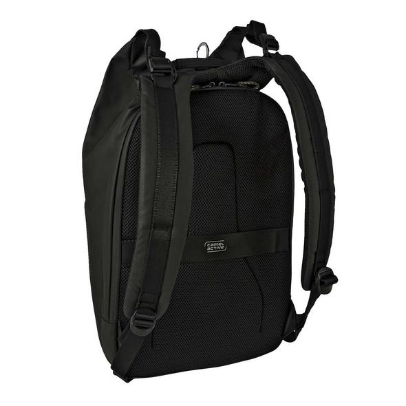 Camel active Rucksack Palermo Backpack L black