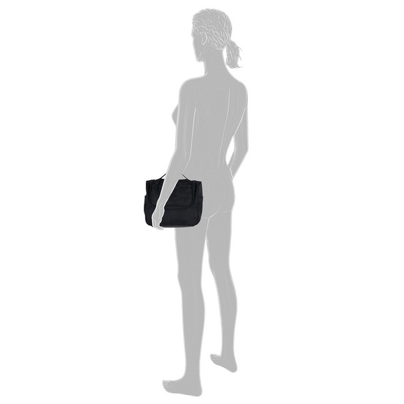 Tom Tailor Kulturbeutel Viona Wash Bag black