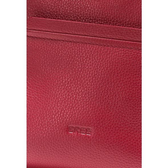 Bree Beuteltasche Faro 5 brick red