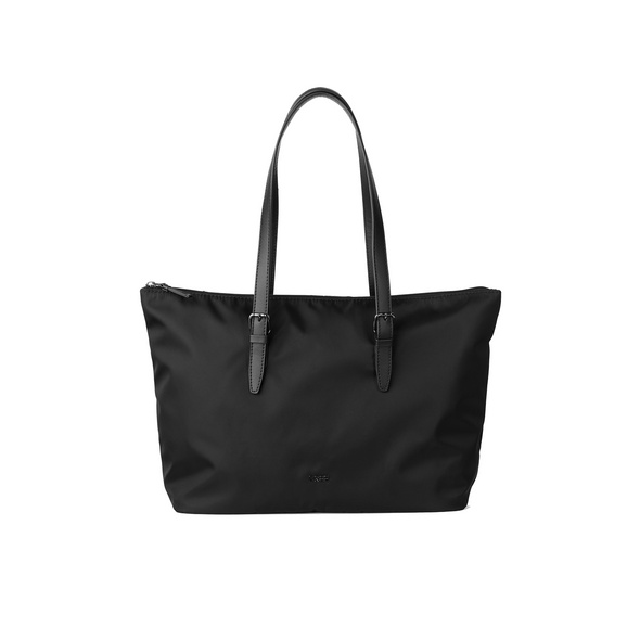 Bree Shopper Barcelona Nylon 18 schwarz
