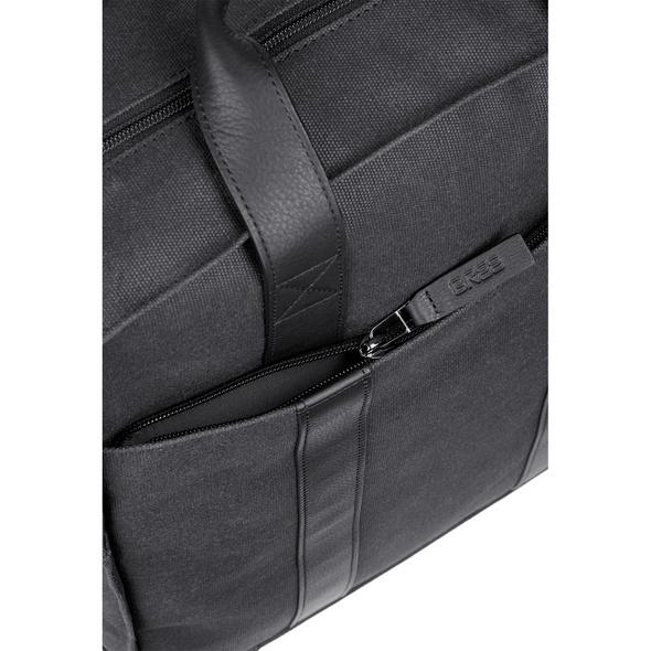 "Bree Laptop Rucksack Punch Casual 716 17"" dunkelgrau"