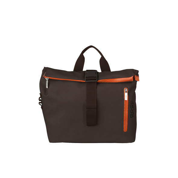 Bree Messenger Bag Punch 722 mocca