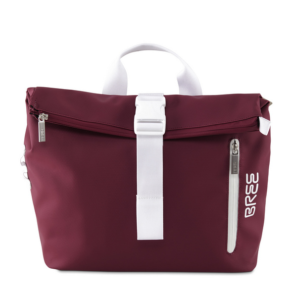 Bree Messenger Bag Punch 722 rhododendron