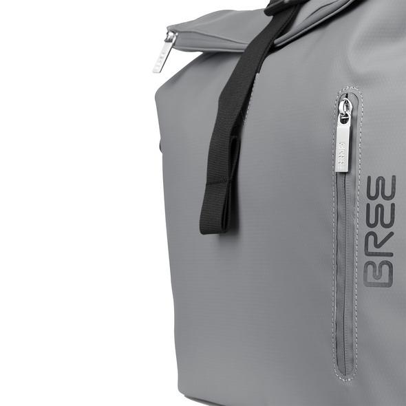 Bree Messenger Bag Punch 715 slate
