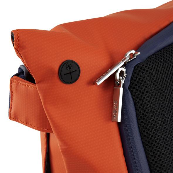 Bree Messenger Bag Punch 731 pumpkin