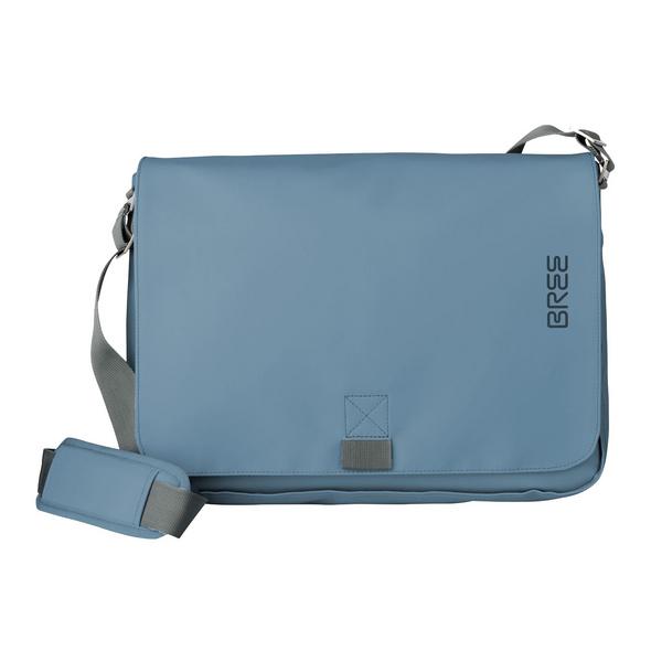 Bree Messenger Bag Punch 49 provincial blue