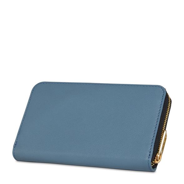Bree Langbörse Damen Privy 151 provinical blue