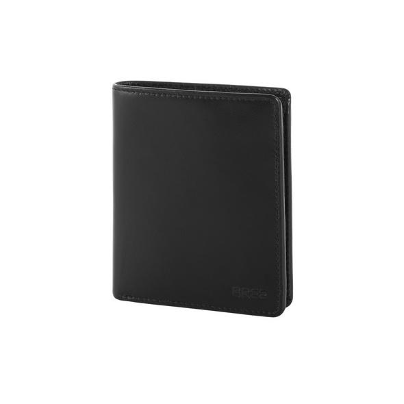 Bree Hochkantbörse Pocket/113 schwarz