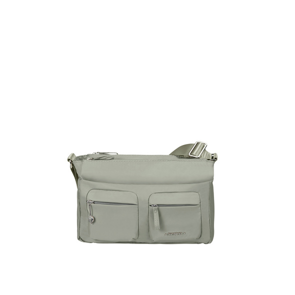 Samsonite Umhängetasche Move 3.0 Bag+Flap grey sage