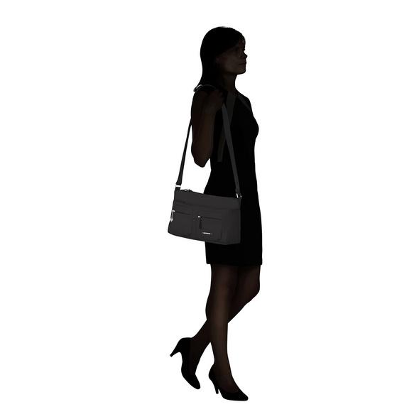 Samsonite Umhängetasche Move 3.0 Bag+Flap black