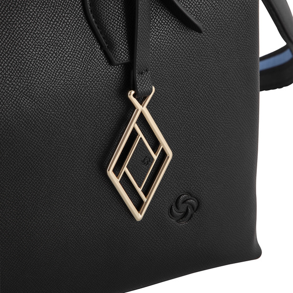 Samsonite Laptoptasche Seraphina S black geometric