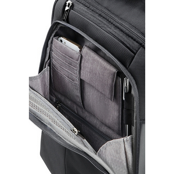 "Samsonite Laptop Rucksack XBR 15.6"" black"