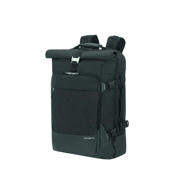 Samsonite Reisetasche ohne Rollen Ziproll Duffle 55/22 cm 50l schwarz