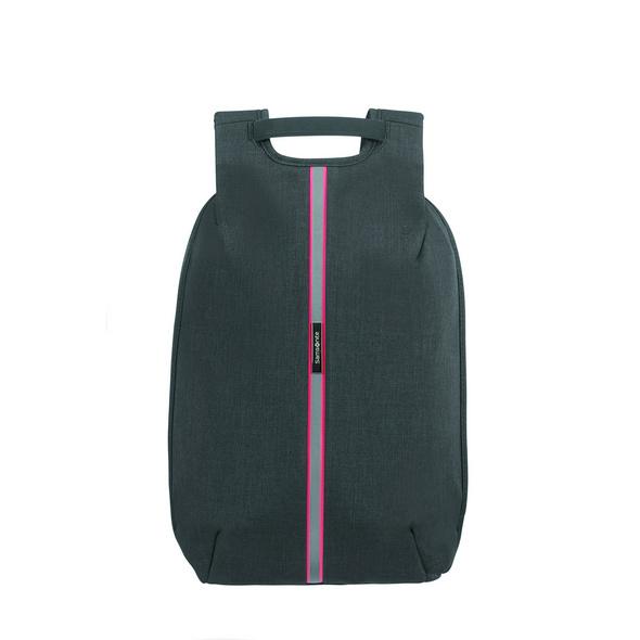 Samsonite Laptoprucksack Securipak S Laptop Backpack 14,1'' black steel