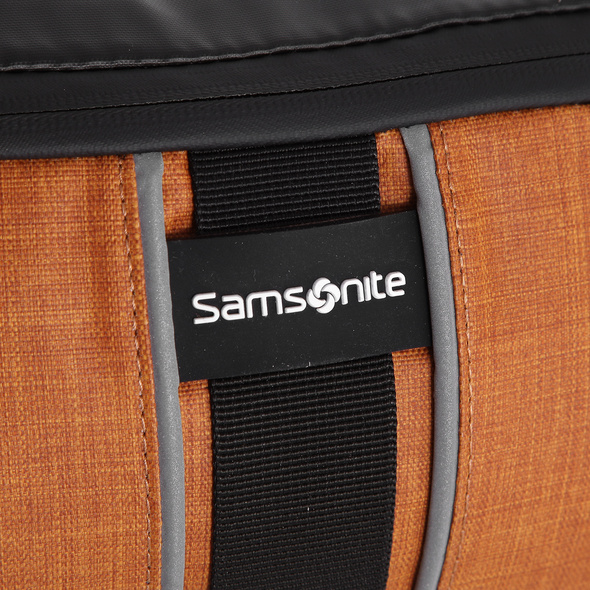 Samsonite Bauchtasche 2WM Waist Back saffron