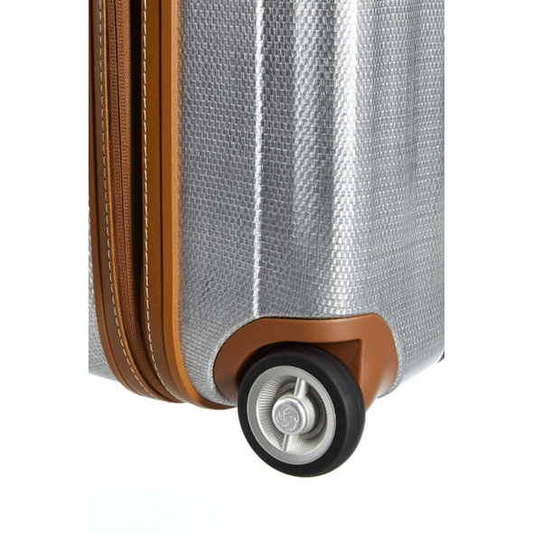 Samsonite Business Trolley Lite-Cube DLX 43cm aluminium