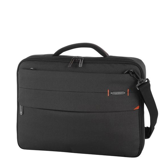 "Samsonite Laptoptasche Network 3 Office Case 15.6"" charcoal black"